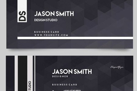 10 Print Ready Minimalist Free Business Card PSD Templates   by     10 Print Ready Minimalist Business Card PSD Templates for Free Download