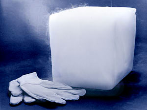 Cubed & Dry Ice