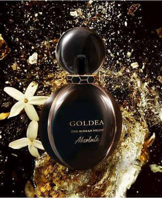 Bvlgari Bulgari Goldea The Roman Night Absolute Perfume Review The