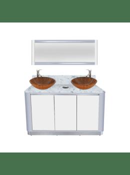 sink cabinet nail salon furniture