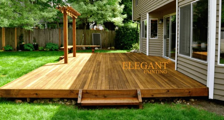 cedar deck finish