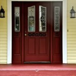 red door white trim