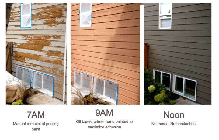 interior painters bellevue WA
