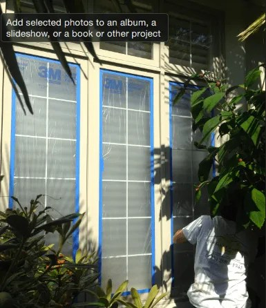 window repair painting washington