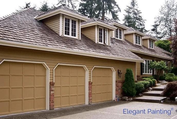 painting garage doors