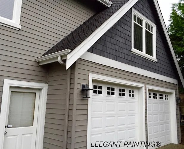 Dovetail Sw 7018 House Painting In Sammamish Bellevue