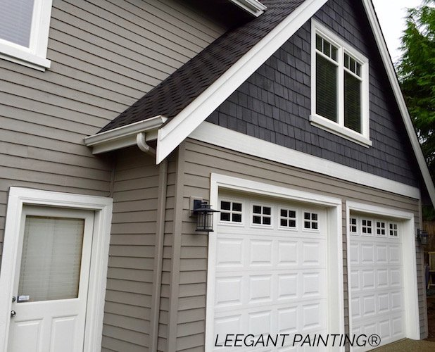 Dovetail Sw 7018 House Painting In Sammamish Bellevue Redmond