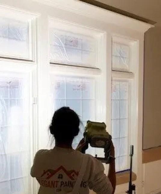 exterior paint contractor