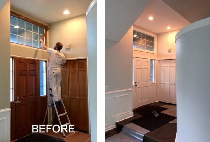 cabinet painters kitchen redmond wa