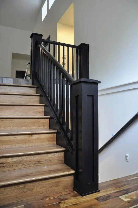 railings interior color