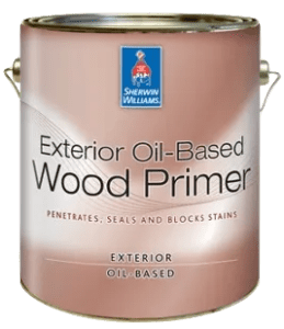 oil-based wood primer