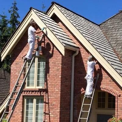 exterior painting trim