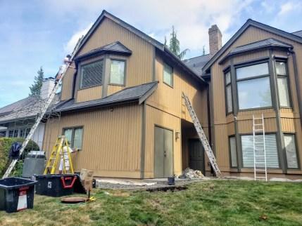 exterior painters 98072