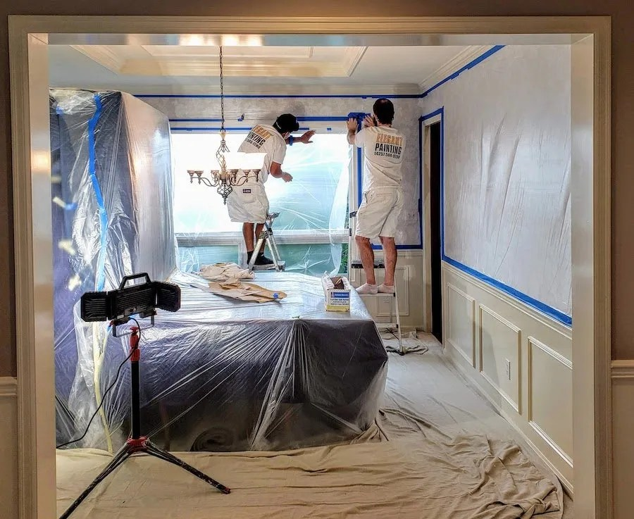 painters near me interior