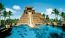 Atlantis slide