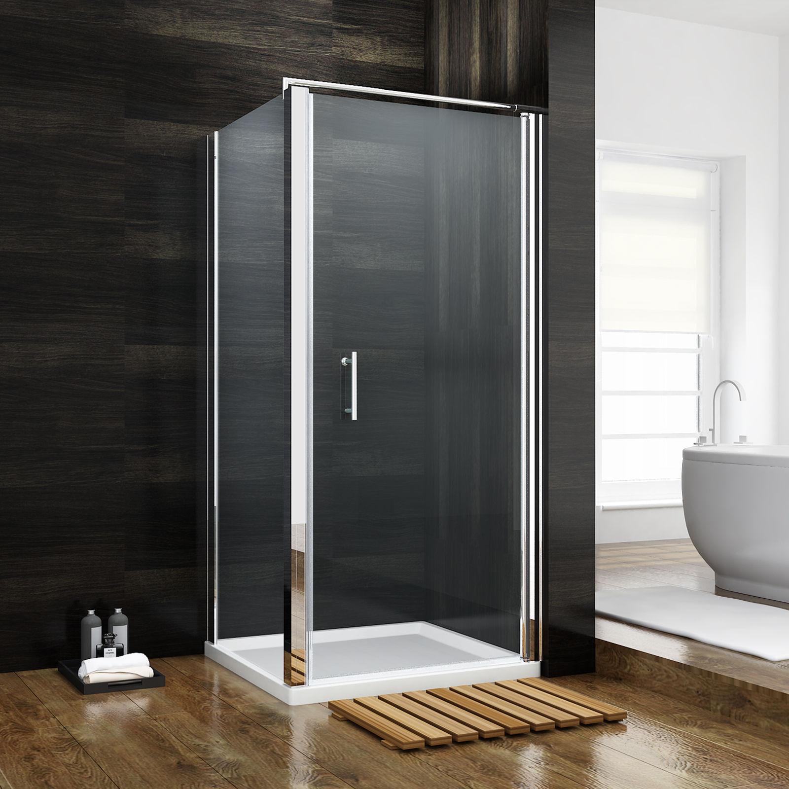Details About Framed Bathroom Shower Bottom Seal Square Enclosure 90x80cm