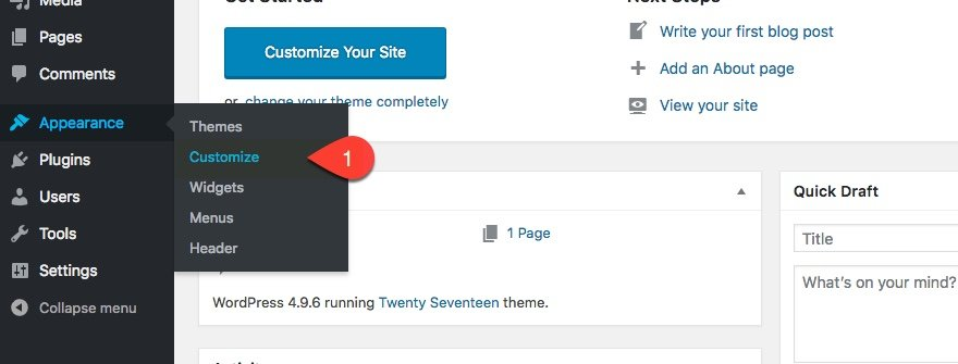 How to Add a Favicon to Your WordPress Website in 3 Ways   Elegant ...