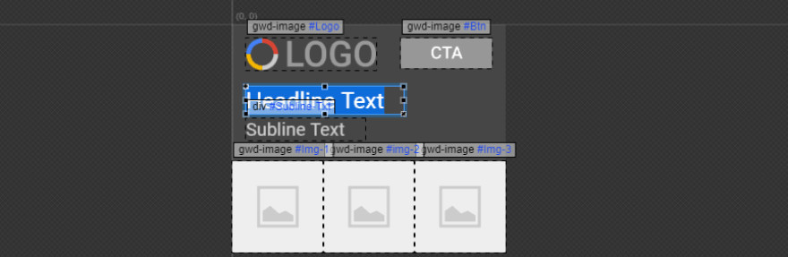Editing your ad's text.