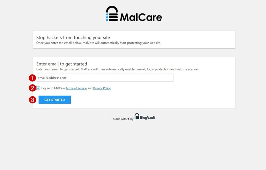 Malcare Security Plugin
