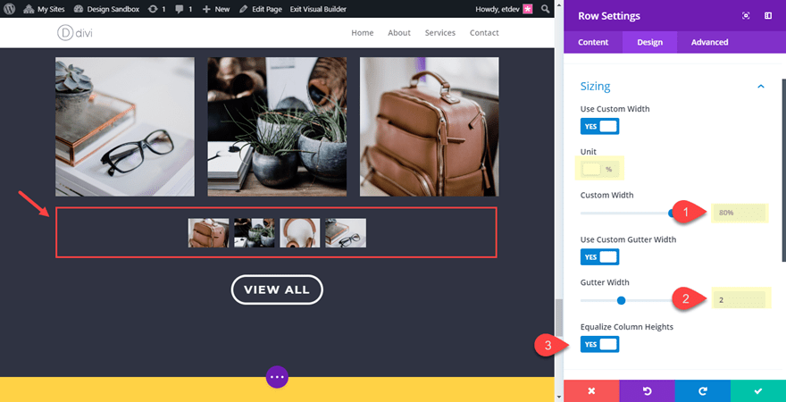 exp16 How to Create an Expanding Hover Effect for Your Grid Layouts in Divi