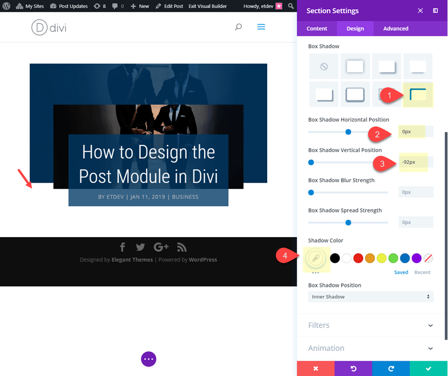 post37 4 Stunning Examples of Divi's Post Title Module & How to Achieve Them