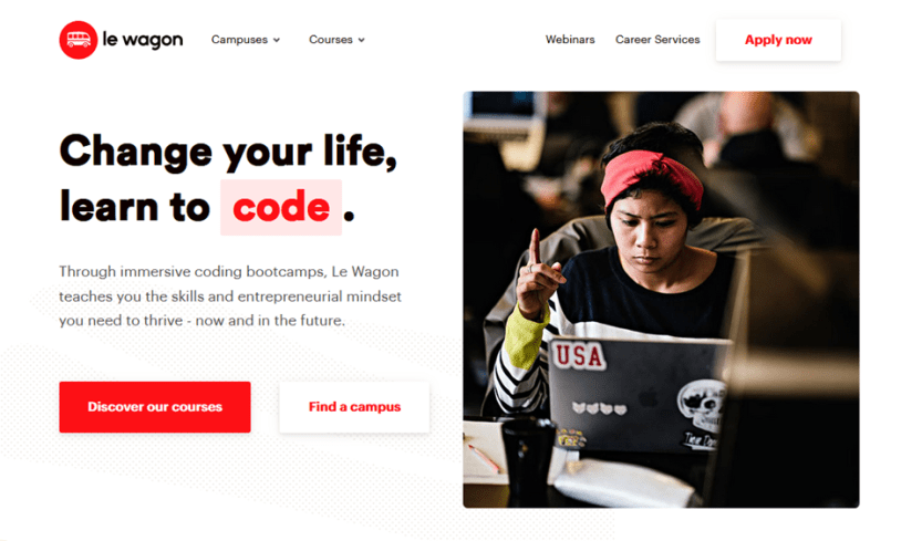 le wagon coding bootcamp in europe
