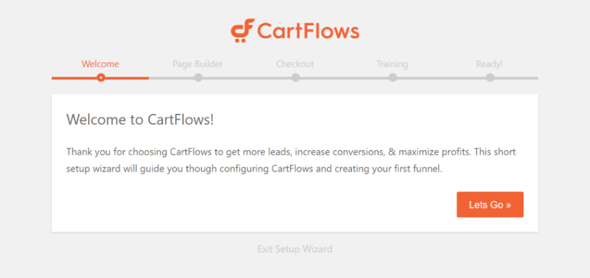 CartFlows Installation and Setup