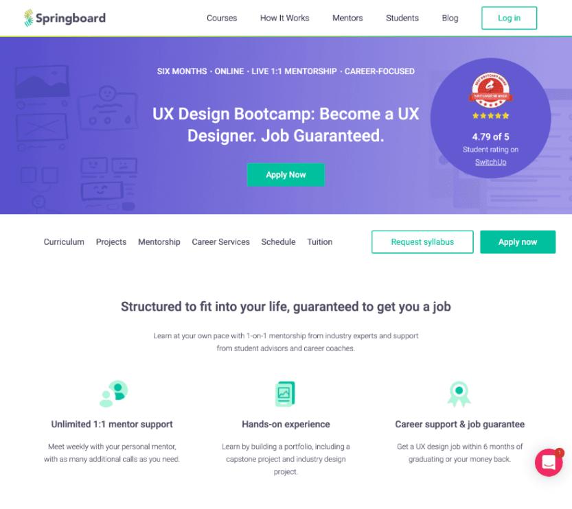 UI/UX Design Courses
