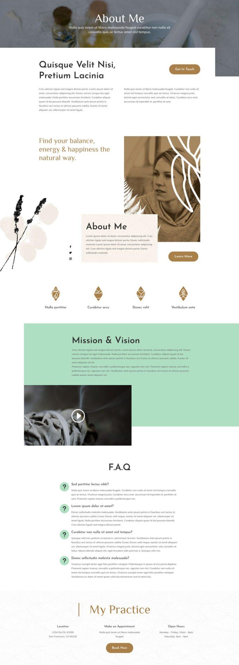 holistic healer website