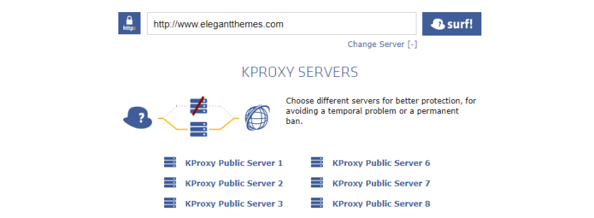 An example of a public proxy.