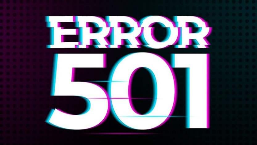 matt's youtube thumbnail for http error code 501