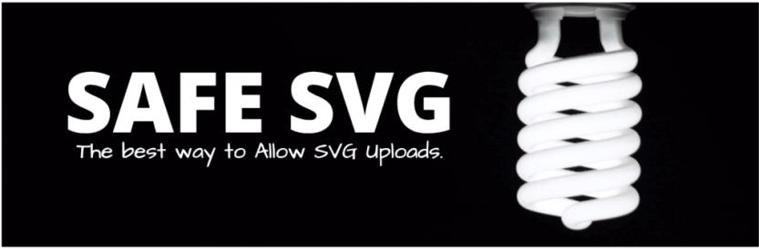 The Safe SVG plugin.