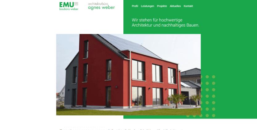 Architect & EMU Construction