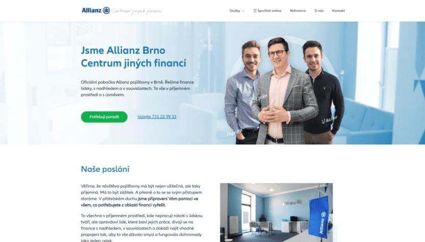 Allianz Brno