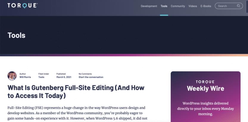 web design blogs