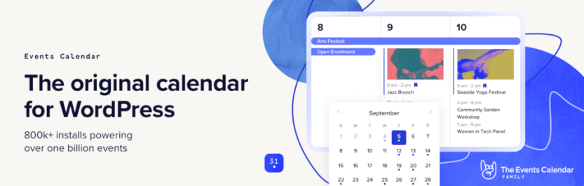 The Events Calendar The GiveWP WordPress plugin for nonprofits.