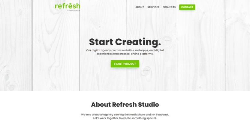 Refresh Studio