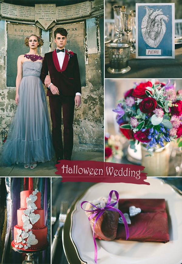 Top 8 Halloween Themed Wedding Ideas And Wedding