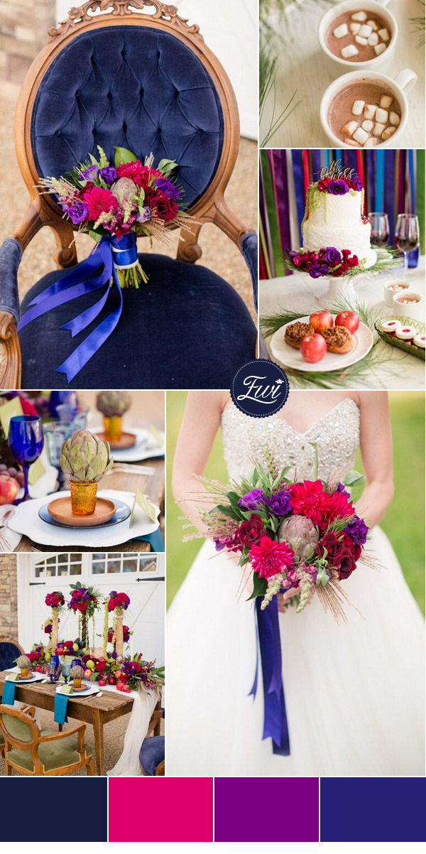 Fall Wedding 2017 Ideas