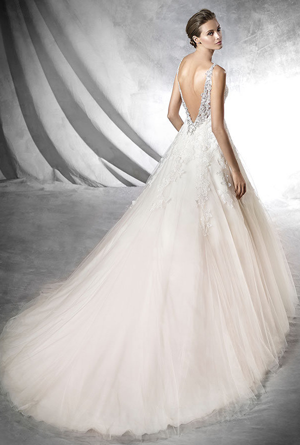 Pronovias Wedding Dresses 2016 Collection Part 2