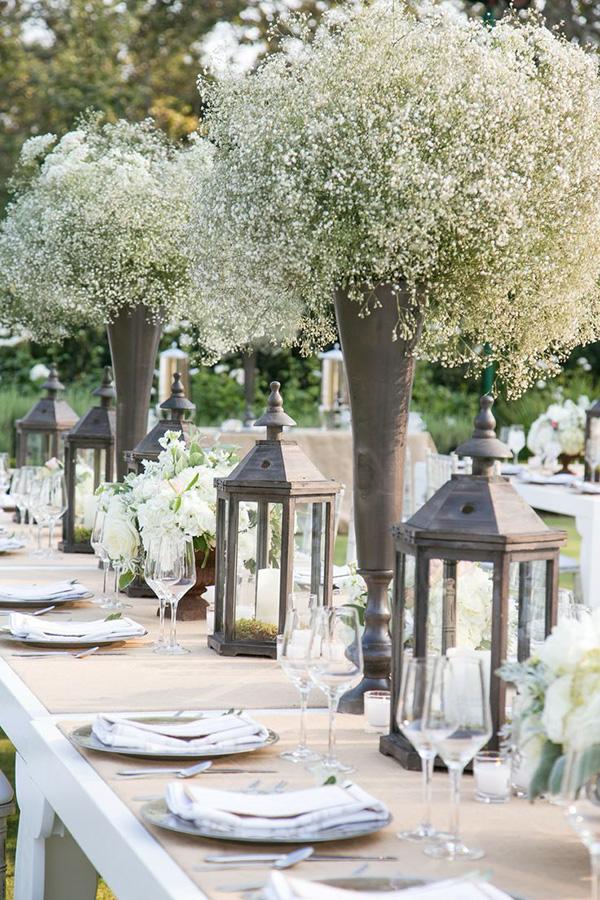 Wedding Flowers 40 Ideas To Use Babys Breath