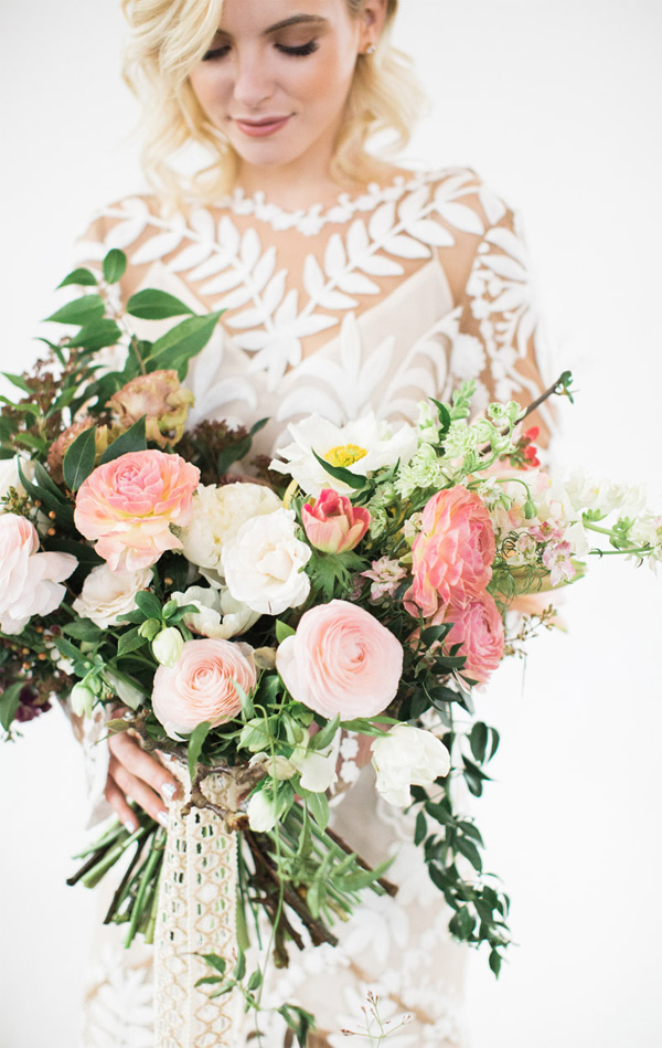 Floral Wedding Dcor Ideas For Spring 2018