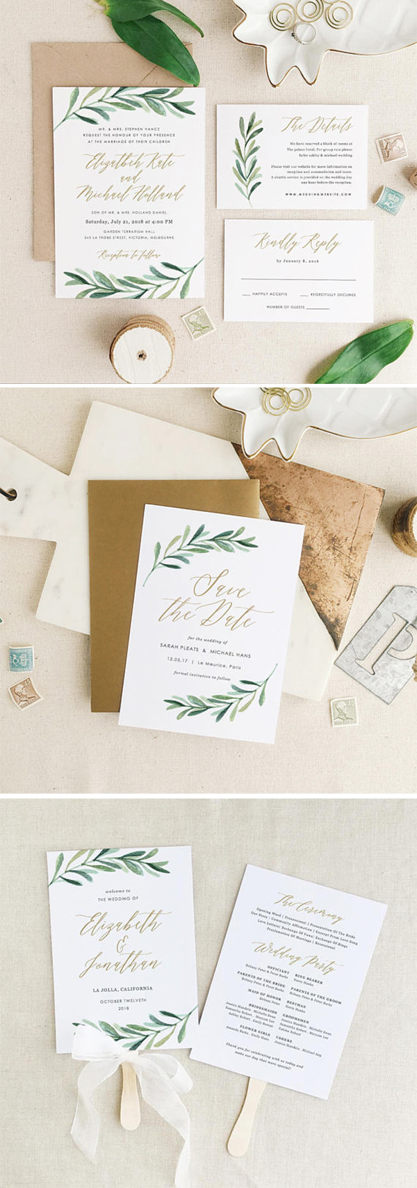 10 hot wedding invitation trends you