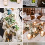 30 Trendy Geometric Wedding Ideas For Modern Brides Elegantweddinginvites Com Blog
