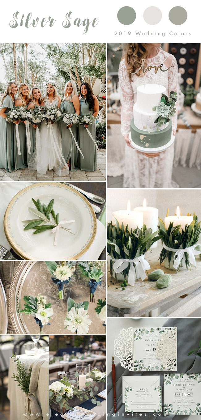 Top 10 Wedding Color Trends We Expect To See In 2019 2020