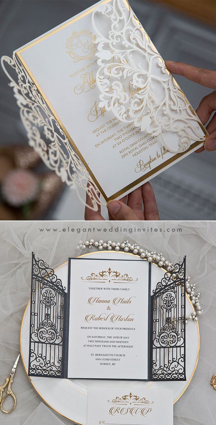 10 wedding invitations trends for
