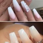 32 Most Beautiful Bridal Wedding Nails Design Ideas For Your Big Day Elegantweddinginvites Com Blog