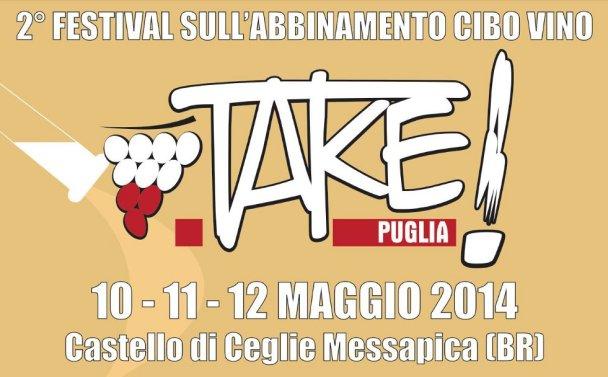 Take! Puglia 2014