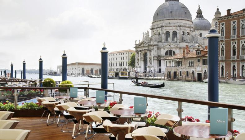 Riva Lounge - The Gritti Palace