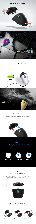 SMOK Rolo Badge Kit Operation Guide